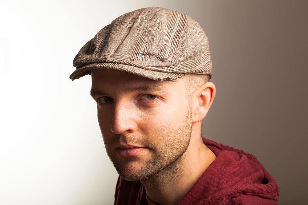 Seth Deming headshot